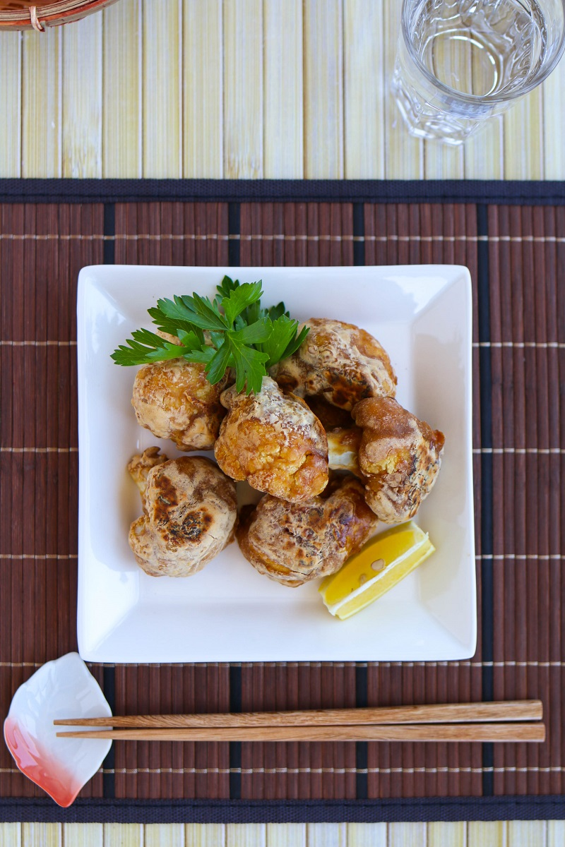 Cauliflower-Karaage