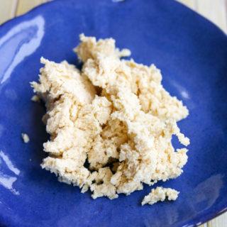 Kori Tofu (Frozen Tofu)